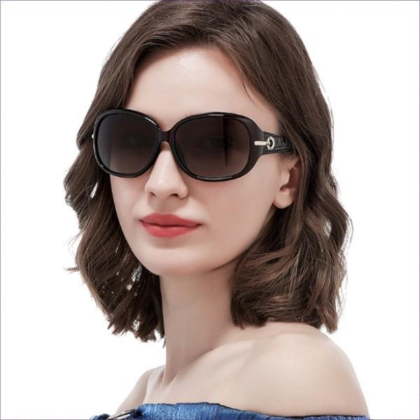 サングラス 偏光 UV400 機能的 ケース付き おしゃれ かっこいい かわいい デート 旅行 女子会 送料無料|befun|02