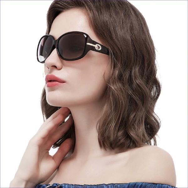 サングラス 偏光 UV400 機能的 ケース付き おしゃれ かっこいい かわいい デート 旅行 女子会 送料無料|befun|03