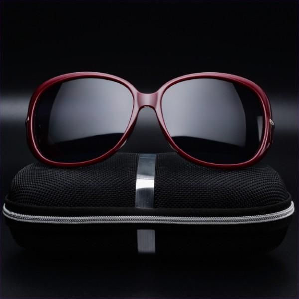 サングラス 偏光 UV400 機能的 ケース付き おしゃれ かっこいい かわいい デート 旅行 女子会 送料無料|befun|07