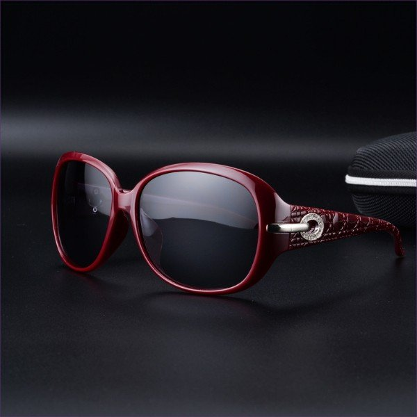 サングラス 偏光 UV400 機能的 ケース付き おしゃれ かっこいい かわいい デート 旅行 女子会 送料無料|befun|08