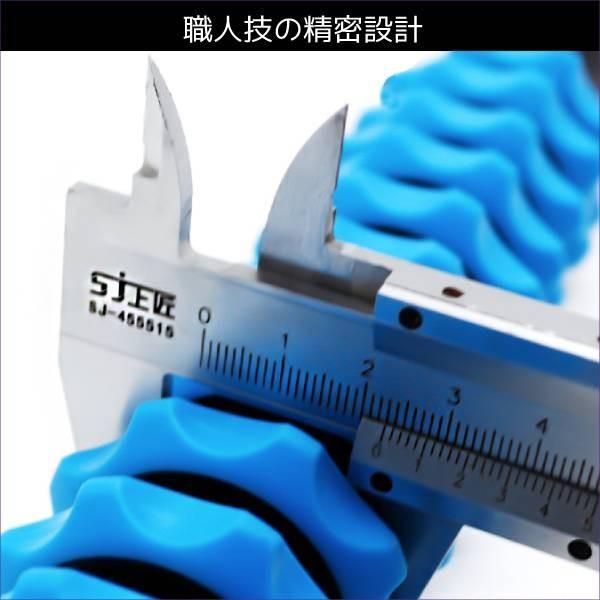 マッサージ棒 筋膜ローラー むくみとり マッスルローラー マッサージローラー スティック 筋肉マッサージ棒 マッサージャー 約43cm 送料無料|befun|04