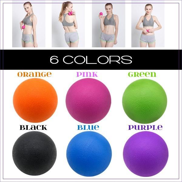 筋膜リリース ボール 筋膜ボール きんまくリリース ボール トリガーポイント マッサージボール 筋肉マッサージ シングルボール S 約6.5cm 送料無料|befun|05