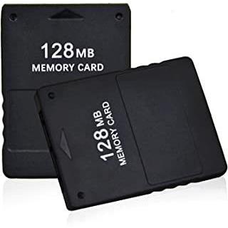 PlayStation 2 2020新作 PS2メモリーカード 128MB 本物◆
