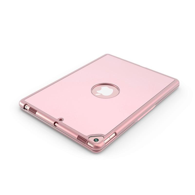 バックライト付き 2020/2019 新型 iPad8 iPad7 10.2 インチ キーボード ケース アイパッド8 Bluetooth キーボード カバー アルミ 一体型|beineix-store|13