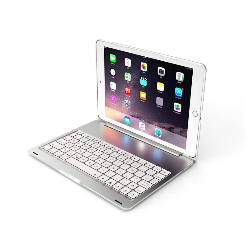 バックライト付き 2020/2019 新型 iPad8 iPad7 10.2 インチ キーボード ケース アイパッド8 Bluetooth キーボード カバー アルミ 一体型|beineix-store|15