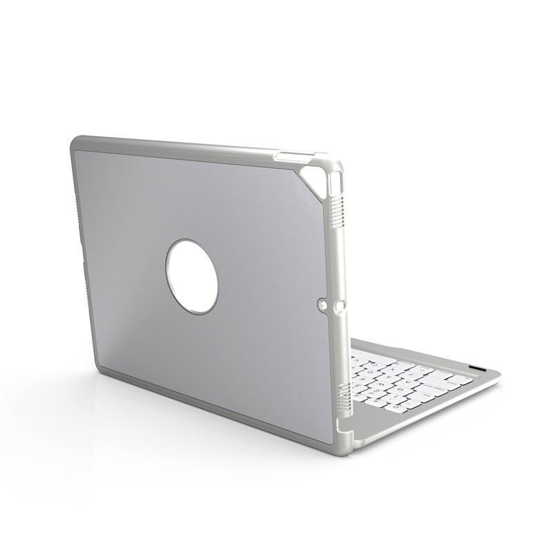 バックライト付き 2020/2019 新型 iPad8 iPad7 10.2 インチ キーボード ケース アイパッド8 Bluetooth キーボード カバー アルミ 一体型|beineix-store|16