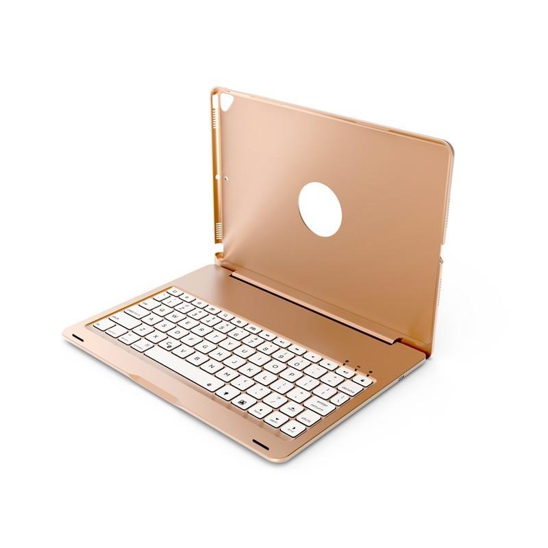 バックライト付き 2020/2019 新型 iPad8 iPad7 10.2 インチ キーボード ケース アイパッド8 Bluetooth キーボード カバー アルミ 一体型|beineix-store|20