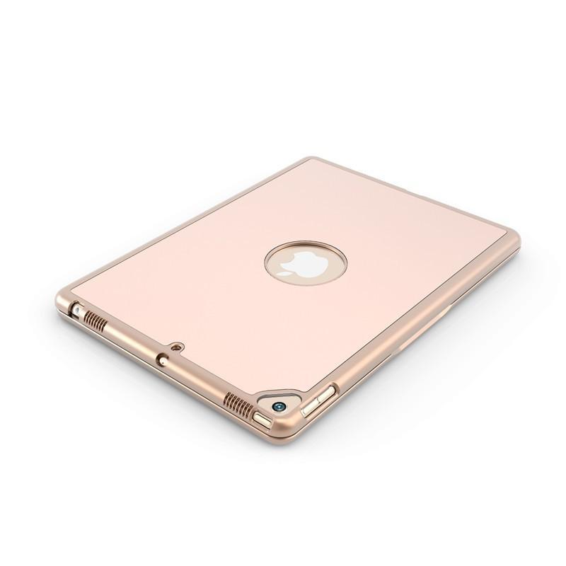 バックライト付き 2020/2019 新型 iPad8 iPad7 10.2 インチ キーボード ケース アイパッド8 Bluetooth キーボード カバー アルミ 一体型|beineix-store|21