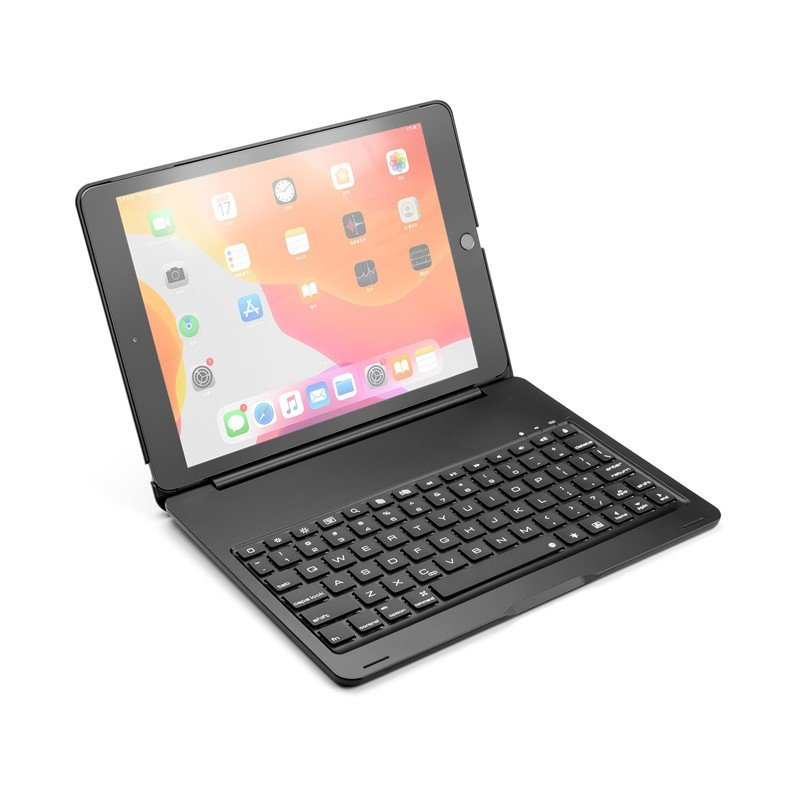 バックライト付き 2020/2019 新型 iPad8 iPad7 10.2 インチ キーボード ケース アイパッド8 Bluetooth キーボード カバー アルミ 一体型|beineix-store|07