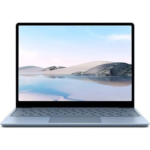 マイクロソフト Surface Laptop Go 12.4インチ Office Hamp;B 2019 8GB 第10世代インテル Core i5-1035G1 THJ-00034 搭載 公式通販 アイスブルー 256GB お気に入り