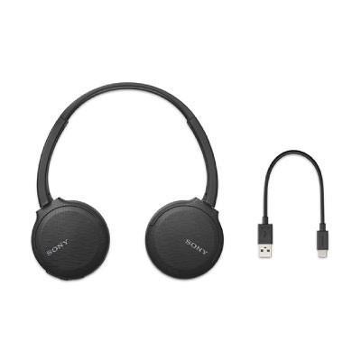 Bluetoothヘッドホン ブラック ソニー WH-CH510 beisiadenki 05