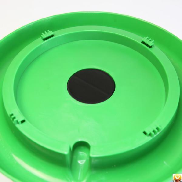 【給水口付】自動給水器 5L(高受皿) 【ニワトリ キジ類用】|belbird|04