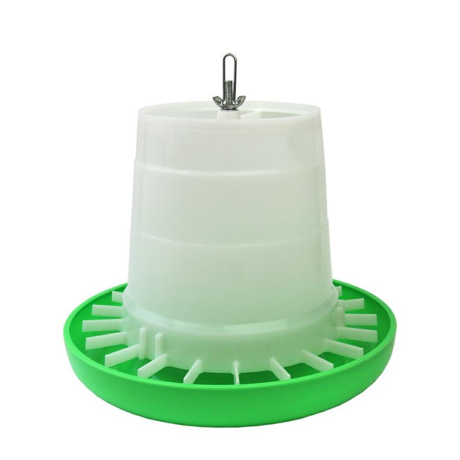正規販売店 給餌量調節機能付き 鳥用自動給餌器 容量3Kg キジ類用 高価値 ウコッケイ ニワトリ