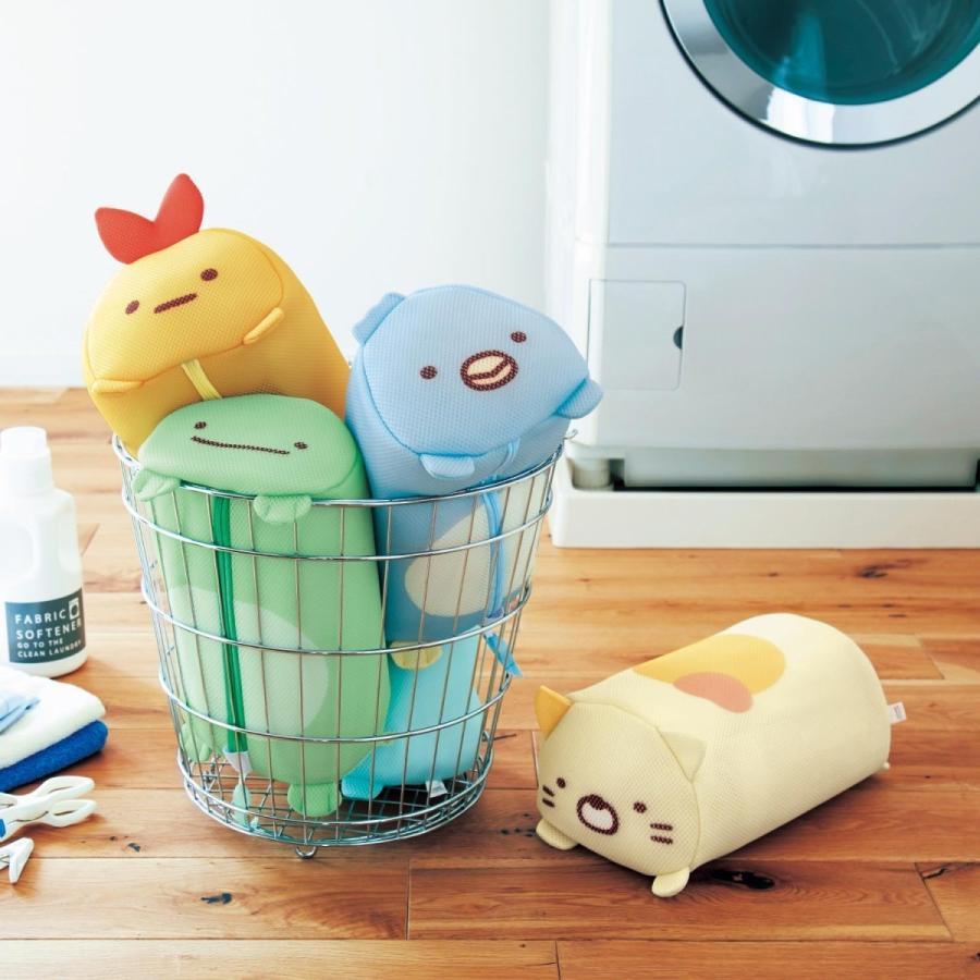 ポーチ すみっコぐらし 洗濯ネット 新作製品 世界最高品質人気 洗濯 収納 ランドリー おしゃれ ジム かわいい ランドリーポーチ 袋 メーカー公式