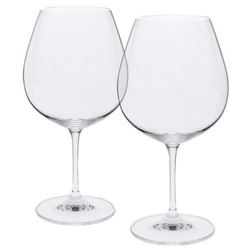 リーデル ヴィノムシリーズ ピノ・ノワール(ブルゴーニュ) ペアレッドワイングラスセット 6416/07|belleseve