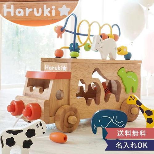 選択 名前入りアニマルビーズバス アニマルビーズバス 積み木 つみき 知育玩具 名入れ ベビーギフト 100日祝い 1歳誕生日 世界の人気ブランド ハーフバースデー 名前入り 出産祝い