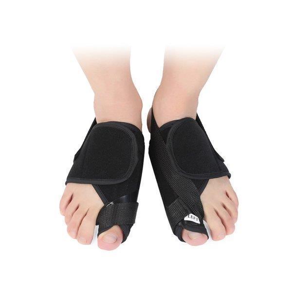 外反母趾 サポーター ソックス 足 保護 ケア用品 左右セット  足指 痛み 軽減 メンズ レディース 男女 兼用 つらい外反母趾対策足の痛みに|bellflowers|15