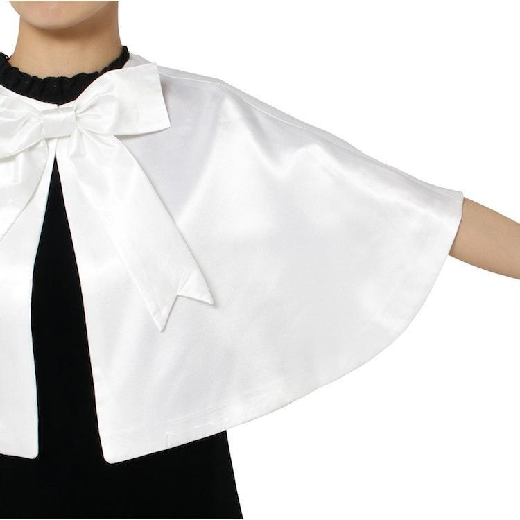ハンドベル衣装 シンプルリボン 演奏会衣装 聖歌隊合唱コーラス衣装 天使のドレス 白いウェディングコスチューム 女性子供フリーサイズ 送料無料 bellmintshop 09