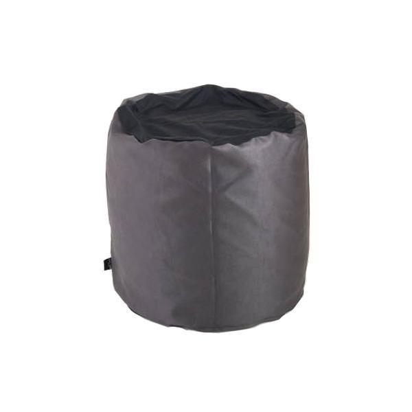 ワンズコンセプト オットマン リラックスチェア マース ブラック ブラック 40φ×40cm 300643(家具 イス テーブル)