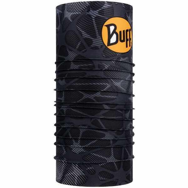BUFF ネックウォーマー COOLNET UVプラス APE-X BLACK [サイズ:22.7×53cm] #377104