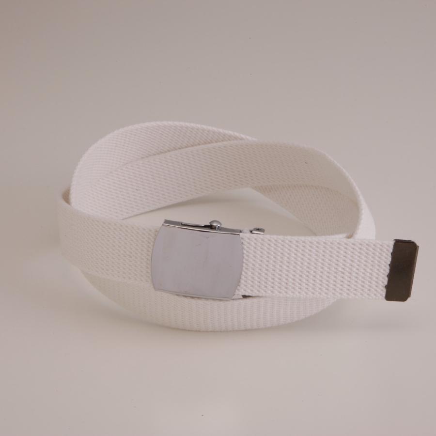 Lサイズ  ガチャベルト GIベルト 32ミリ メンズ ベルト 布ベルト くすみにくい クロームメッキ 仕様 選べる ナイロン 綿 120センチ 自社生産 日本製 おしゃれ|beltokuda|17