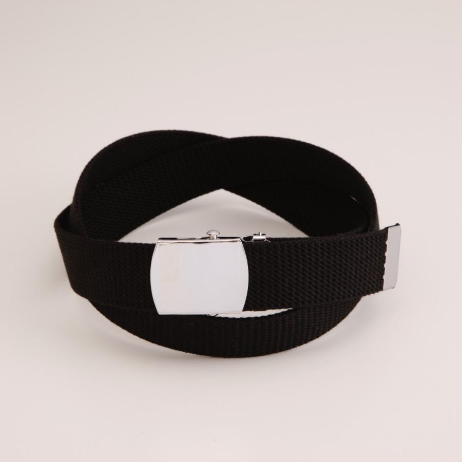 Lサイズ  ガチャベルト GIベルト 32ミリ メンズ ベルト 布ベルト くすみにくい クロームメッキ 仕様 選べる ナイロン 綿 120センチ 自社生産 日本製 おしゃれ|beltokuda|18