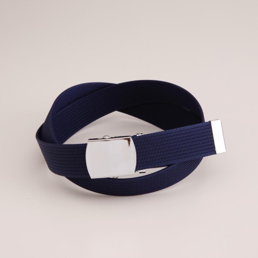 Lサイズ  ガチャベルト GIベルト 32ミリ メンズ ベルト 布ベルト くすみにくい クロームメッキ 仕様 選べる ナイロン 綿 120センチ 自社生産 日本製 おしゃれ|beltokuda|27
