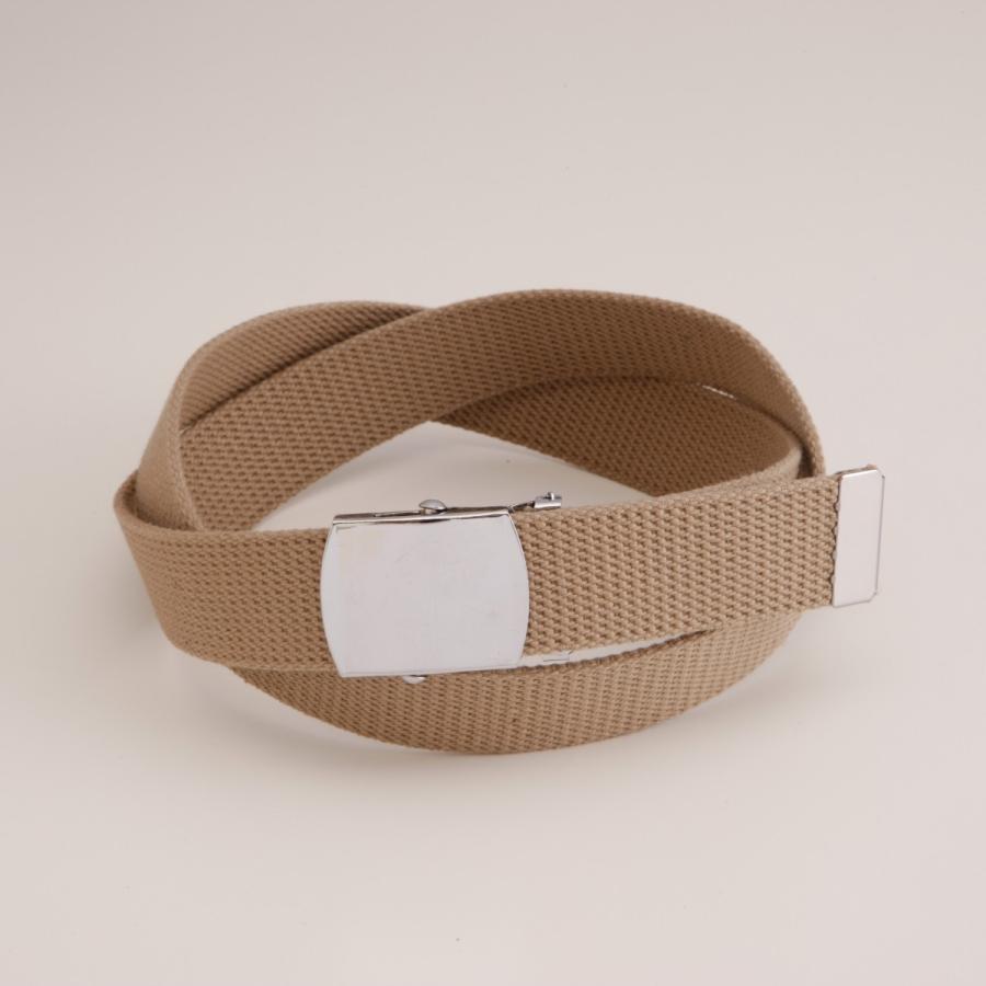 Lサイズ  ガチャベルト GIベルト 32ミリ メンズ ベルト 布ベルト くすみにくい クロームメッキ 仕様 選べる ナイロン 綿 120センチ 自社生産 日本製 おしゃれ|beltokuda|21