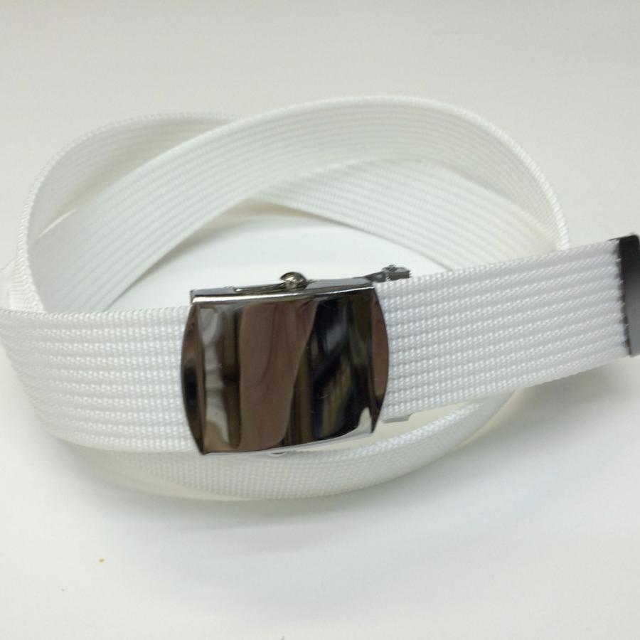 Lサイズ  ガチャベルト GIベルト 32ミリ メンズ ベルト 布ベルト くすみにくい クロームメッキ 仕様 選べる ナイロン 綿 120センチ 自社生産 日本製 おしゃれ|beltokuda|31