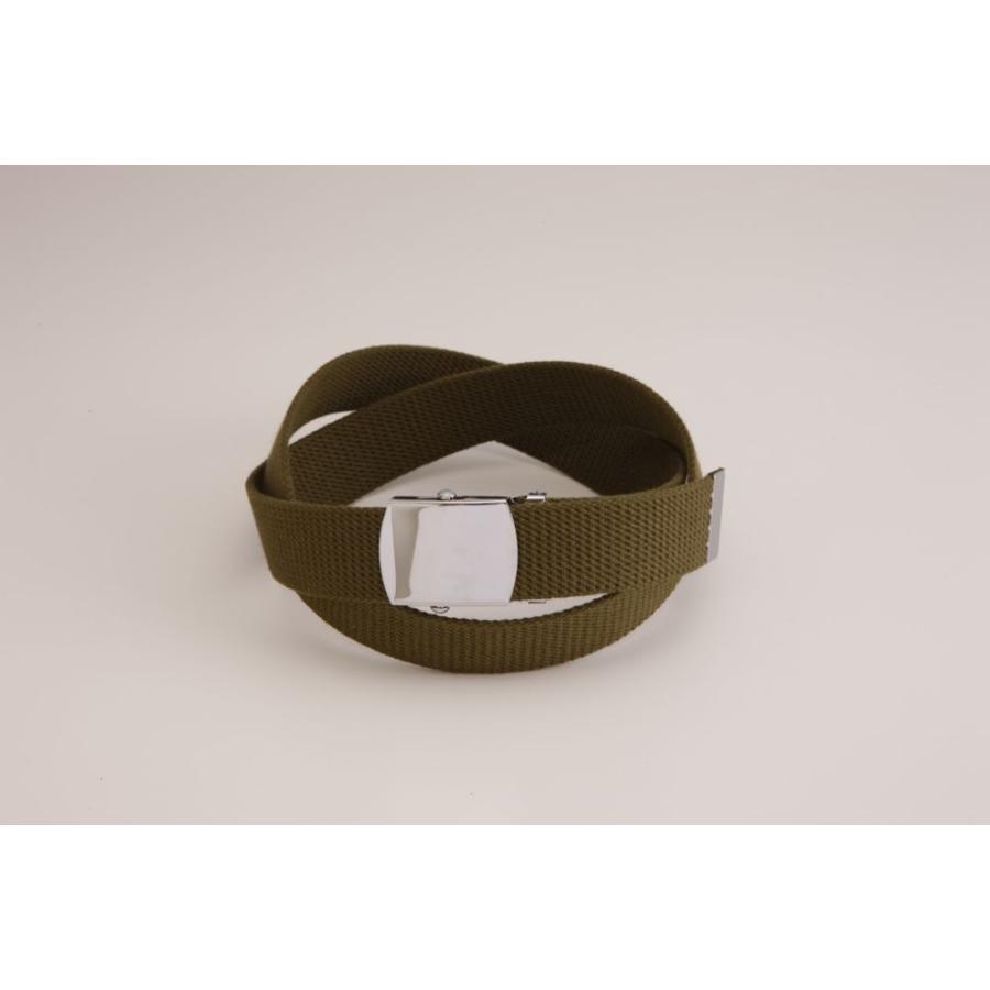 Lサイズ  ガチャベルト GIベルト 32ミリ メンズ ベルト 布ベルト くすみにくい クロームメッキ 仕様 選べる ナイロン 綿 120センチ 自社生産 日本製 おしゃれ|beltokuda|20