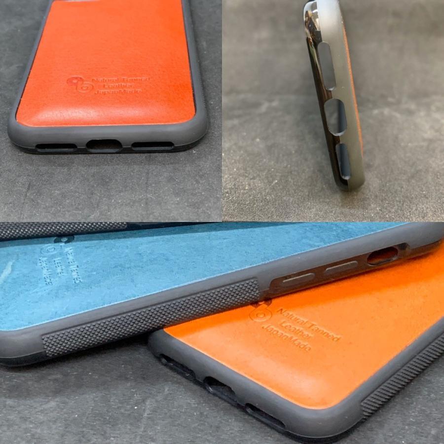 iPhoneケース スマホケース 栃木レザー iPhone11 11Pro 11ProMax ケース 本革 背面カバー アイフォン イレブン 背面 カバー 革 レザー 日本製|beltokuda|12