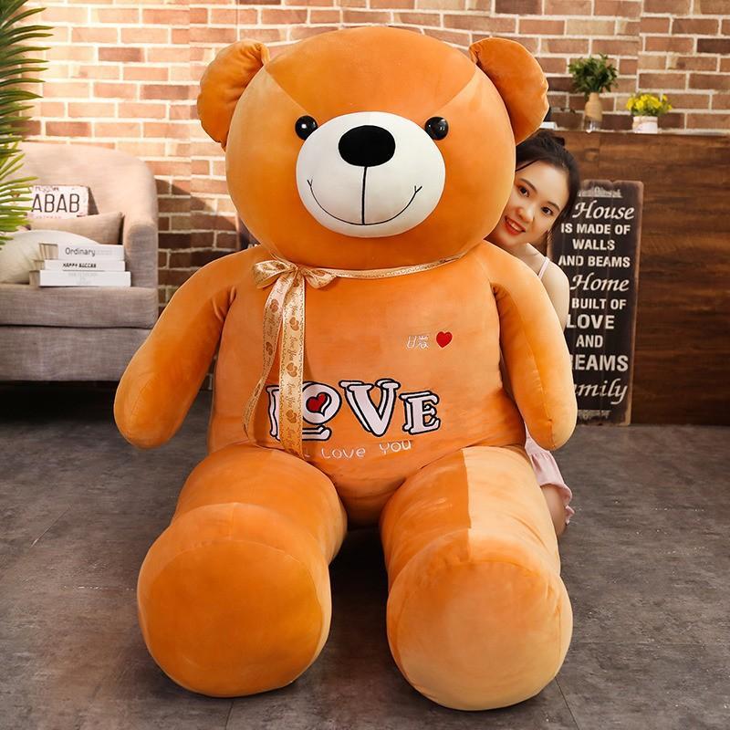 ぬいぐるみ くま クマ 抱き枕 かわいい ふわふわ 大きい クリスマスプレゼント130cm