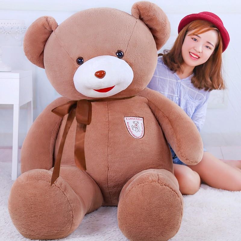 ぬいぐるみ くま クマ  熊 テディベア 抱き枕 クッション 大きい ふわふわ 添い寝 昼寝 誕生日プレゼント
