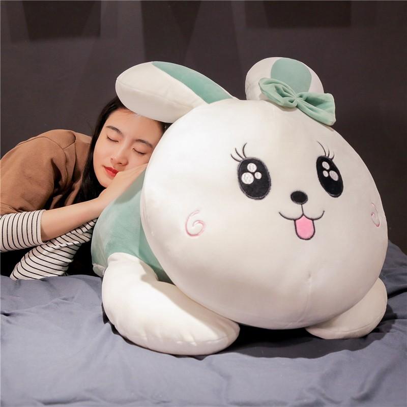 ぬいぐるみ ウサギ 大きい 兎 抱き枕 クッション かわいい お祝い 誕生日ギフト 100cm