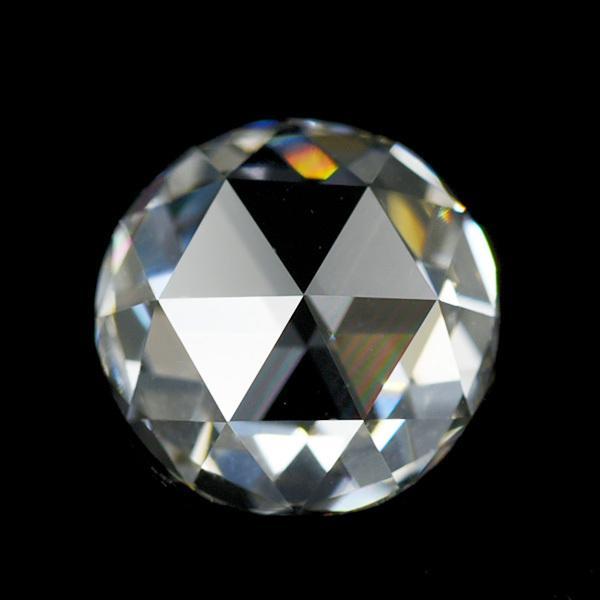☆CGLソーティングメモ付き ローズカット ダイヤモンド 1.024ct  1個限定 製品オーダー可能  製品オーダー可能 誕生石4月  ギフト|benebene