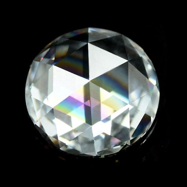 ☆CGLソーティングメモ付き ローズカット ダイヤモンド 0.715ct1個限定 製品オーダー可能  製品オーダー可能 誕生石4月  ギフト|benebene
