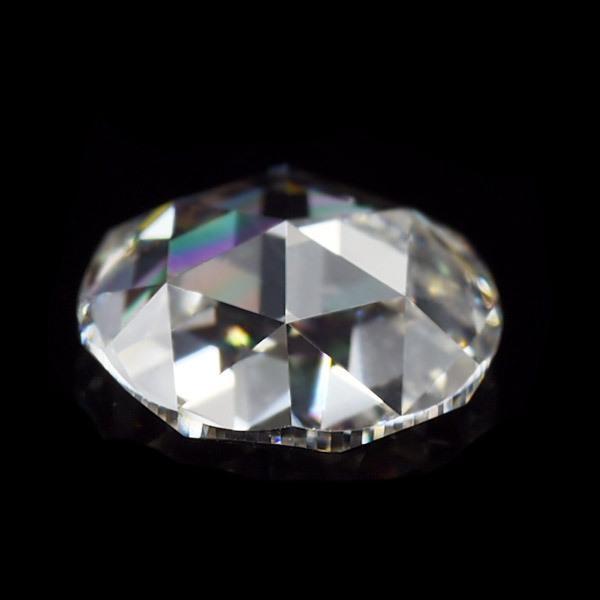 ☆CGLソーティングメモ付き ローズカット ダイヤモンド 0.715ct1個限定 製品オーダー可能  製品オーダー可能 誕生石4月  ギフト|benebene|02