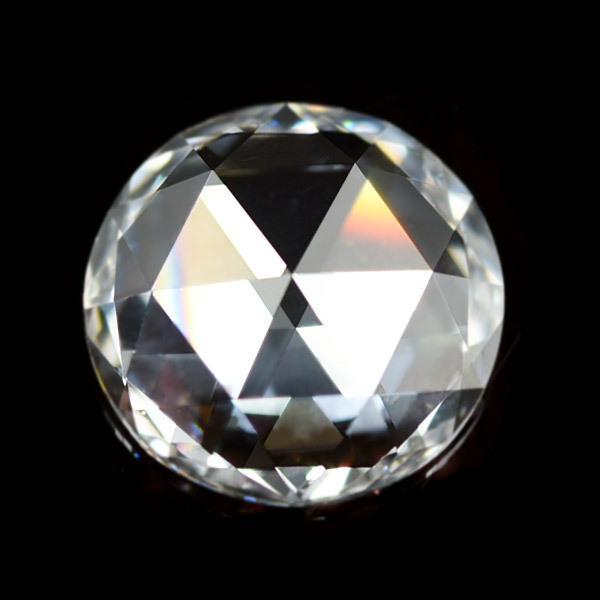 ☆CGLソーティングメモ付き ローズカット ダイヤモンド 0.802ct 1個限定 製品オーダー可能  製品オーダー可能 誕生石4月  ギフト|benebene