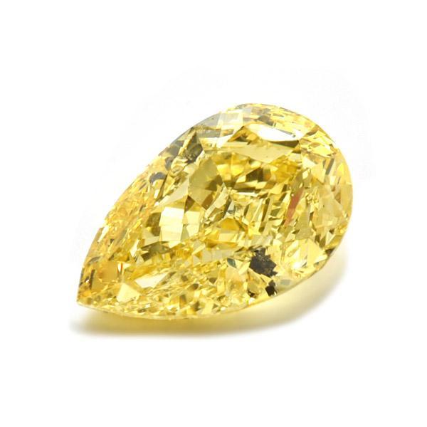 ☆イエローダイヤモンド 1.01ct 1個限定 製品オーダー可能 誕生日4月 benebene