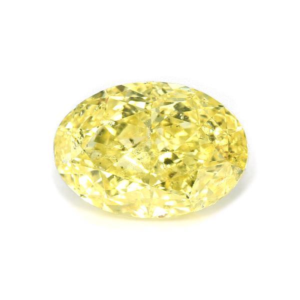 ☆イエローダイヤモンド 1ct 1個限定 製品オーダー可能 誕生日4月|benebene