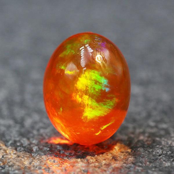 メキシコオパール 3.76ct 1個限定 製品オーダー可能 誕生石10月|benebene