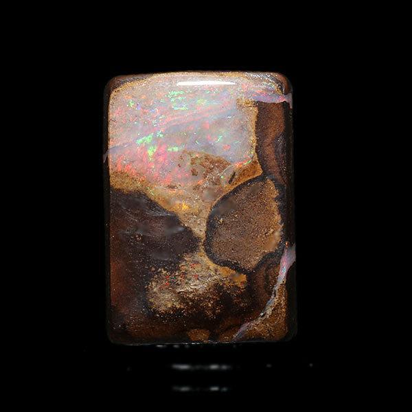 ボルダーオパール 7.37ct 1個限定 製品オーダー可能 誕生石10月|benebene|04