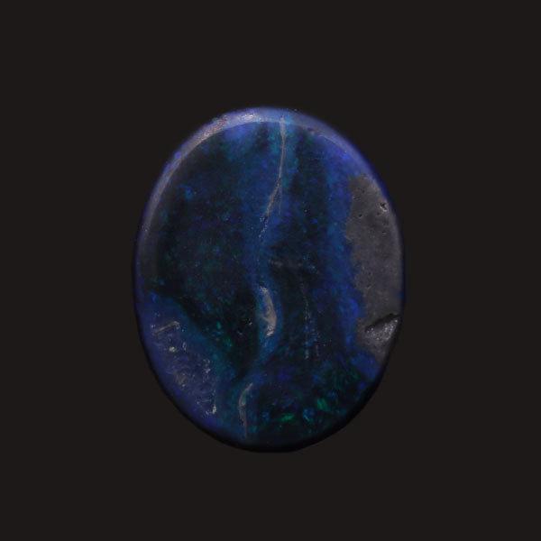 ブラックオパール 1.16ct 1個限定 製品オーダー可能 誕生石10月|benebene|04