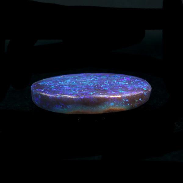 ブラックオパール 1.16ct 1個限定 製品オーダー可能 誕生石10月|benebene|05