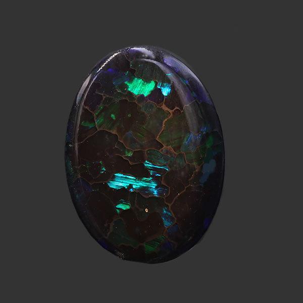 ブラックオパール 1.81ct 1個限定 製品オーダー可能 誕生石10月|benebene|02