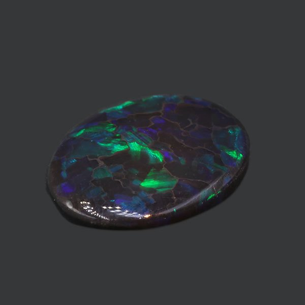 ブラックオパール 1.81ct 1個限定 製品オーダー可能 誕生石10月 benebene 03
