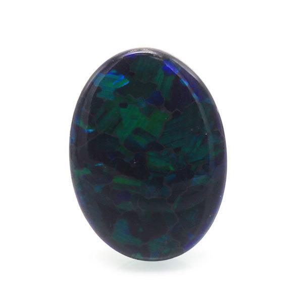 ブラックオパール 1.81ct 1個限定 製品オーダー可能 誕生石10月|benebene|04