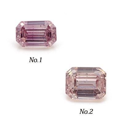経典 ピンクダイヤモンド 厳選ルース限定2個 製品オーダー可能 誕生石 4月, キヨミムラ e59124b0