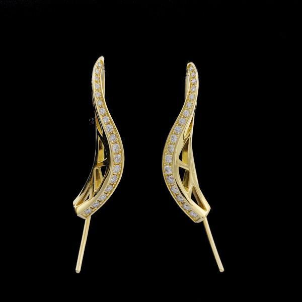 激安 ピアス レディース イツキ ダイヤモンド ピアス ITSUKI Diamond pierced earring MYTHOS series 誕生石 4月, うっぴぃワイナリー 8669c2bd