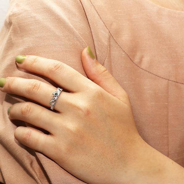 リング 指輪 限定1本 PT900 ベキリー産カラーチェンジガーネットローズカットダイヤモンド リング  #11 誕生石1月4月 サイズ変更承ります|benebene|06